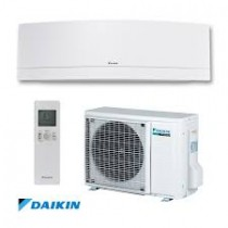 Инверторен климатик Daikin FTXJ25MW/RXJ25M White Emura